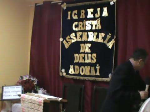 292º CULTO DE ENSINO - A BATALHA ESPIRITUAL É INTERCEDER.
