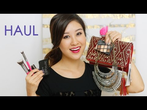 Beauty and Accessories Haul!