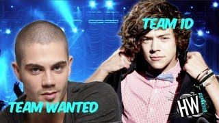 One Direction Vs. The Wanted_ Better Week!? (Battle Of The Boy Bands)