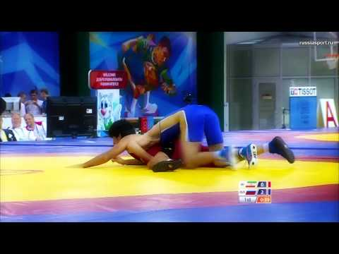 Goygereev vs Bekkhan - Incredible throw!!! | 2013 Freestyle Wrestling (HD) Image 1