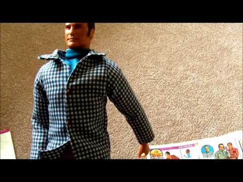 Terrific TV Toys: Oscar Goldman by Kenner