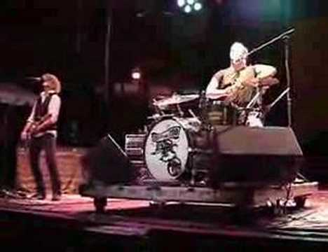Cowboy Mouth - Man on The Run