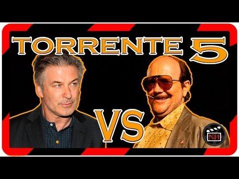 Pelicula Torrente 5 (2014) II Alec Baldwin es el malo de Torrente 5