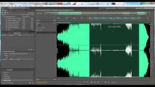 Áudio SoundBooth