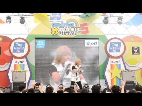 live! Concert  Akira Kushida Thai Japan Anime & Music Festival ครั้งที่ 5