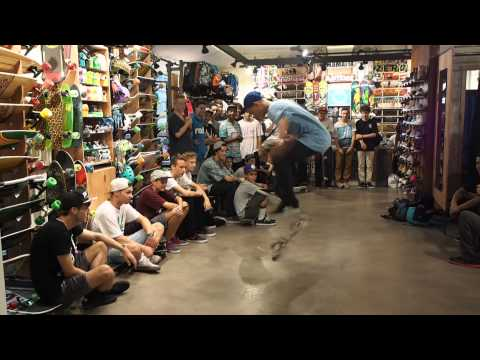 Blue Tomato | DVS vs Berlin: Torey Pudwill Game of Skate