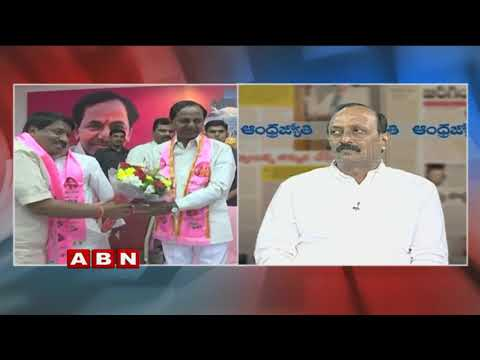 Discussion on KCR Targets AP CM Chandrababu | KTR Comments on Chandrababu | Part 2