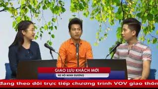 NGHỆ SĨ HỒ MINH ĐƯƠNG giao lưu với thính giả Mekong FM 05/11/2018