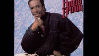 Watch Bobby Brown Baby, I Wanna Tell You Something video