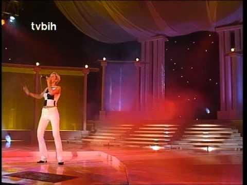 Romana Panić -  Prava žena @ Miss BiH 2000
