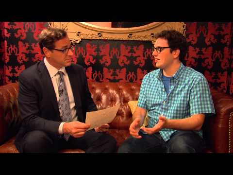 Bob Saget Meets a Superfan: Extended Backstage Interview (Late Night with Jimmy Fallon)