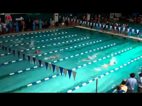 Wheaton College swimming & diving - Wheaton Invitational 2-4-12