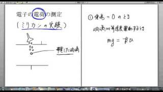 高校物理解説講義:「電子の発見」講義6