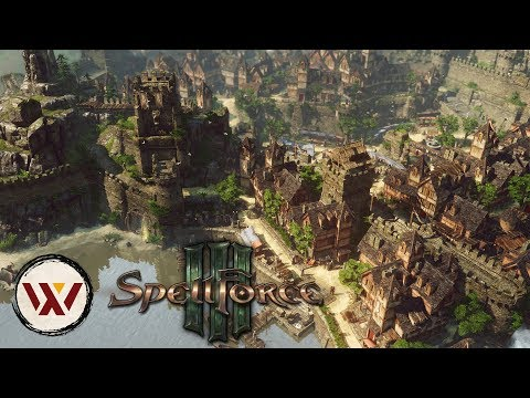 Spellforce 3 - Let's Try Gameplay & First Look