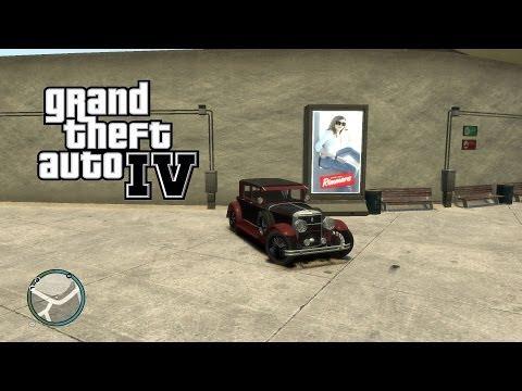 GTA 4 - Albany Roosevelt - GTA 5 DLC Car in GTA 4 Mod