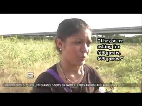 News Reports in Central America Encourage Trek North