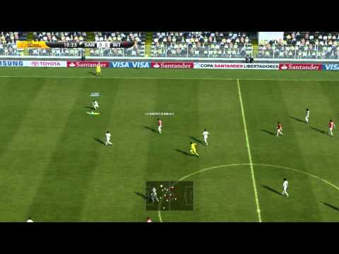 Mini analise da 1 demo do PES 2013