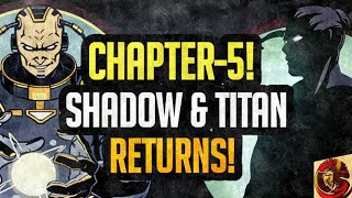 Shadow Fight 3 Chapter 5 (Titan and Shadow) Preview