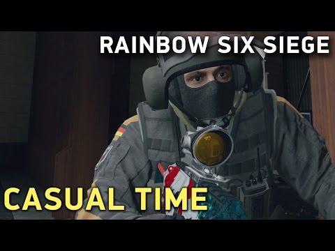 Rainbow Six Siege. Casual Time