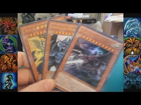 Playable Slifer the Sky Dragon ! ( GOT ALL THREE PLAYABLE GOD CARDS !)