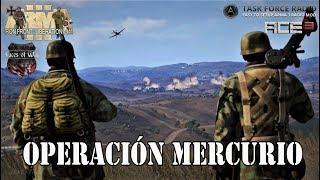 [ArmA 3](IFA3 - FOW WW2 MOD) Operación Mercurio - Coop.39 Gameplay Español [1080p60 Ultra] Directo