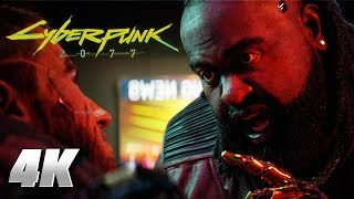Cyberpunk 2077 - Official 4K Cinematic Trailer | E3 2019