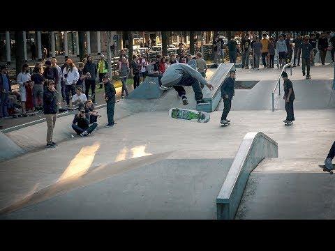 Skateon Cash 4 Tricks Rotterdam (Rob Maatman, Justin Wagener, Robbin de Wit)