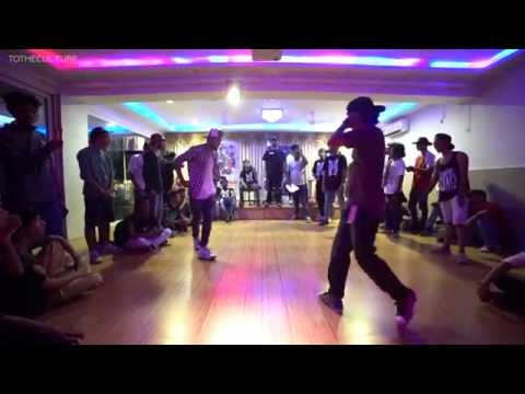 D+ vs Manish All Style Final Battle - Ahmedabad - House of HipHop