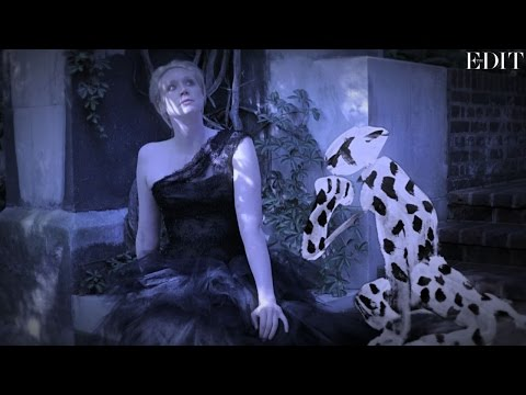 Game of Thrones' Gwendoline Christie stars in a gothic fashion fairy-tale | NET-A-PORTER.COM
