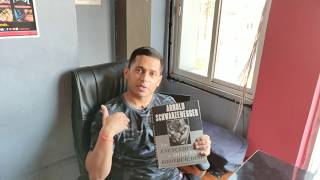 Arnold Schwarzenegger Encyclopedia of Modern Bodybuilding || Book Review