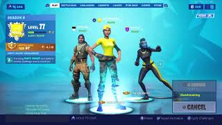 (oce) arena trios|come chill