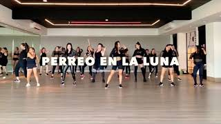 Perreo en la Luna - Rich Music LTD, Sech & Dalex / Dance Workout Choreo