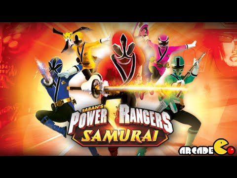 Power Rangers Samurai FULL New Episode 2014 - Power Rangers Movie Game For Kids