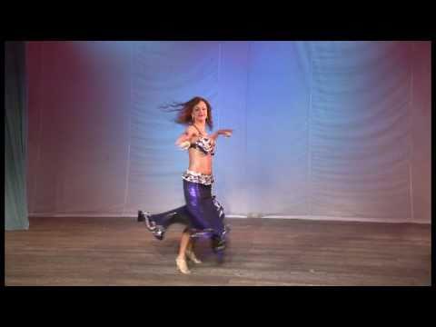Yana Belly Dance with Zills (sagat)