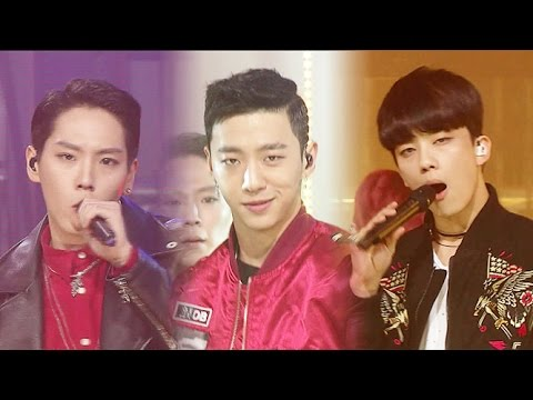 《Comeback Special》 B.A.P(비에이피) - Young, Wild & Free(영, 와일드 앤 프리) @인기가요 Inkigayo 20151129