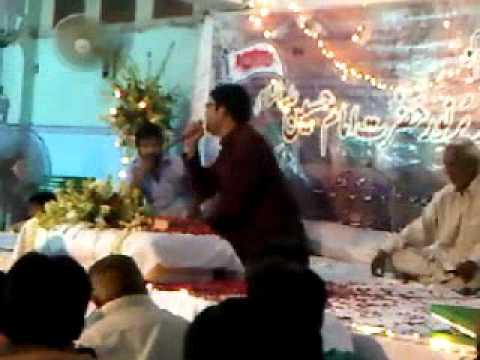 Mir Hasan Mir, 30th Rajab, Kharadar, Khtam Hai Fasle Qama  Kharadar video
