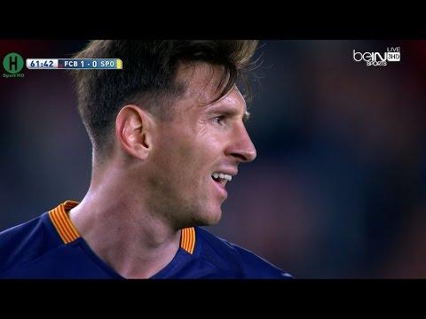 Summary Barcelona vs Sporting Gijon  6-0 La Liga 23-4-2016 HD1080