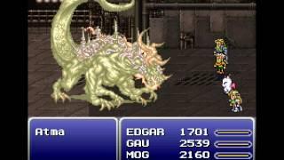 SNES Longplay [216] Final Fantasy VI (Part 7 of 7)
