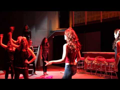 Solebury School Production of Winter Musical 2014 - Footloose - Video 4