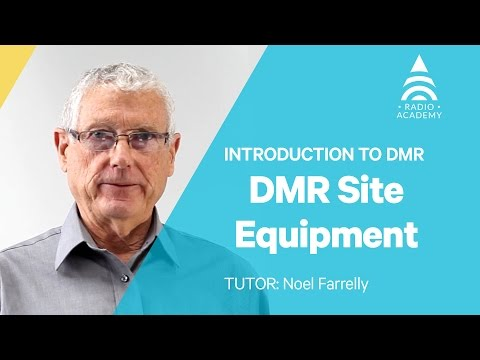 6. DMR Site Equipment | Introduction to DMR | Tait Radio Academy