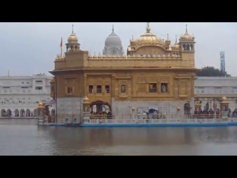 Golden Temple Amritsar Punjab travel guide