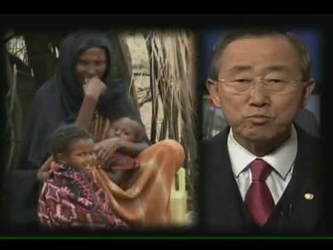 NetworkNewsToday: UN S-G BAN KI-MOON: INTERNATIONAL YEAR of BIODIVERSITY 2010 (UNTV)