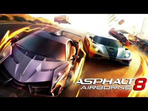 Ares Edit(Villains Remix) - Bloc Party【Asphalt 8 Airborne OST】