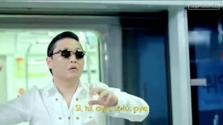 Gangnan Style - clipe official