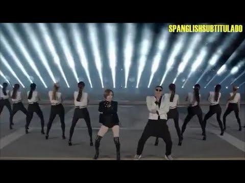 PSY GENTLEMAN LETRA EN ESPAÑOL E INGLES ( CABALLERO ) mp3 indir