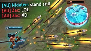 WATCH and TRY NOT TO LAUGH - FUNNIEST FAILS COMPILATION (League of Legends)