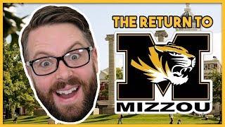 Greg Miller Returns To Mizzou!