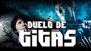 Harry Potter VS. Percy Jackson   Duelo deãs