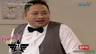 Bubble Gang: Judgmental waiter