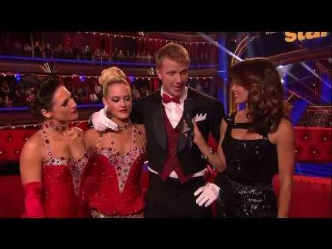 Week-8-Sean Lowe, Peta & Sharna-(Trio Jazz)